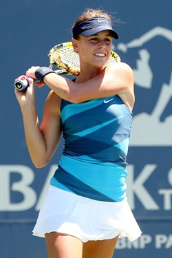 2012 Bank of the West Classic: Day 1
