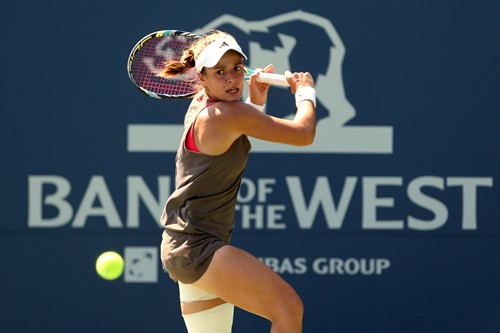 2012 Bank of the West Classic: Day 3
