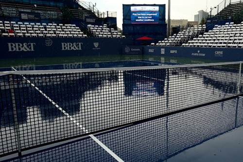 2012 BB&T Atlanta Open: Day 3