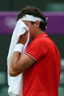 2012 London Olympics: Day 4