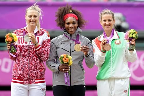Olympics Day 8 - Tennis