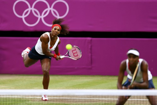 Olympics Day 9 - Tennis