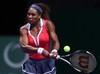 TEB BNP Paribas WTA Championships - Istanbul 2012: Day Six