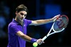 ATP World Tour Finals - Day Four