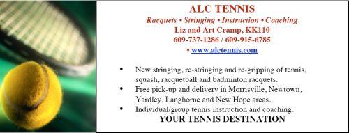 ALC Tennis ad