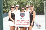 Summer 2011 Business Women City Championships