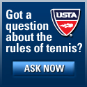 USTA Tennis Rules Link Button