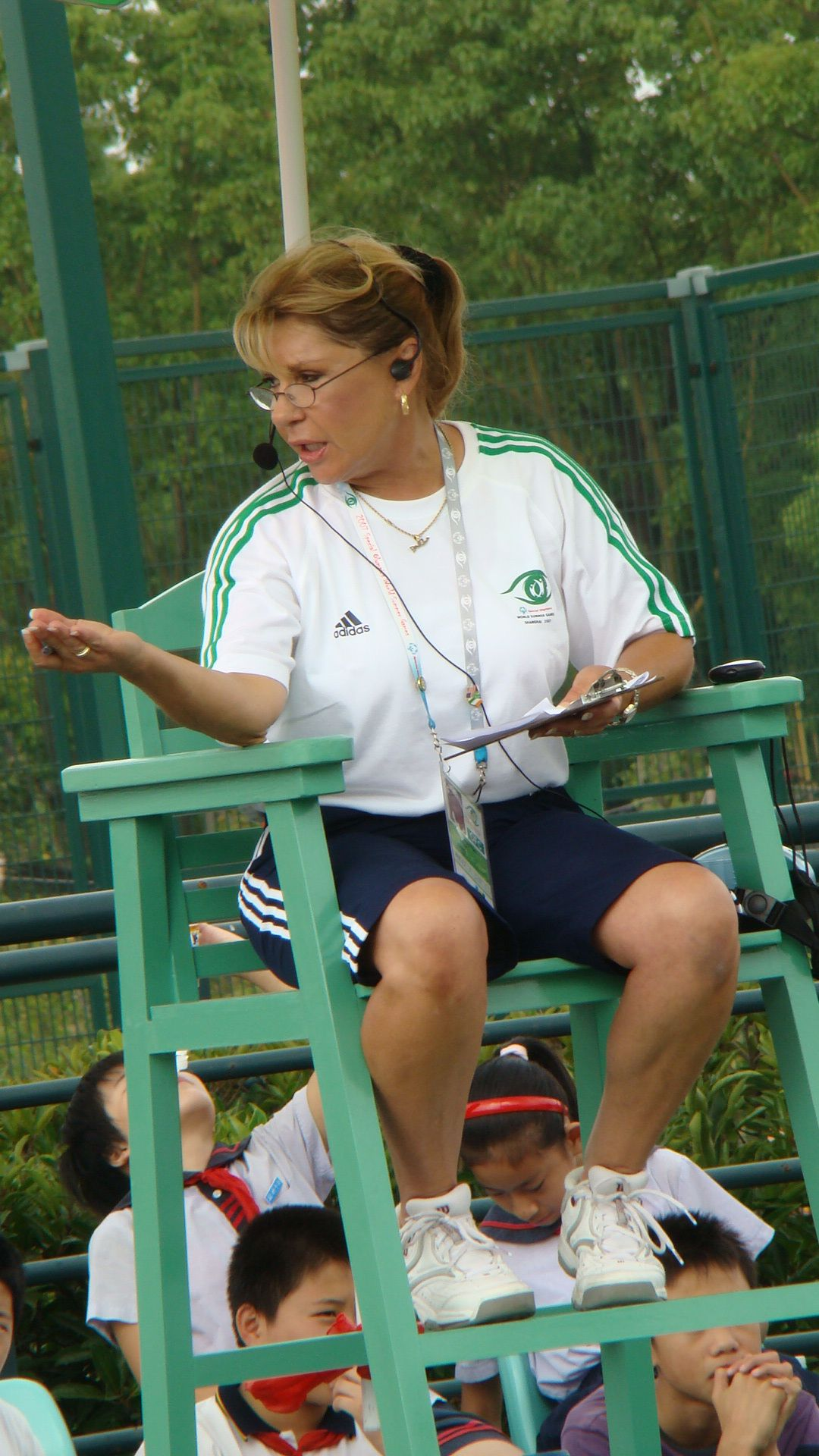 ED umpire