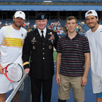 Military Appreciation Day at Citi Open
