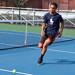 2014 US Open Ballperson Tryouts