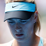2014 Australian Open Day 8: Sharapova Stumbles
