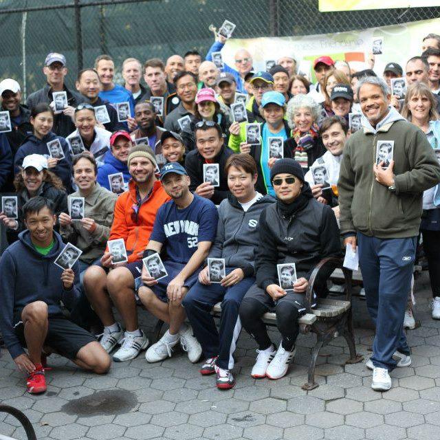 Matthew Shepard Tennis Jam Fundraiser