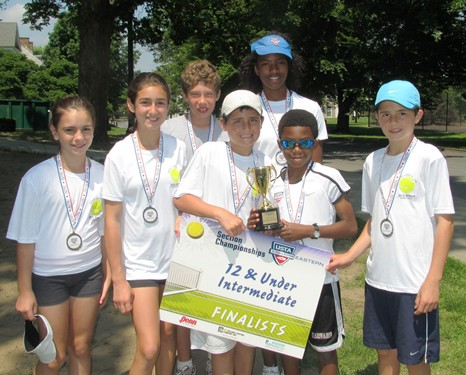 Jr. Team Tennis Section Championships