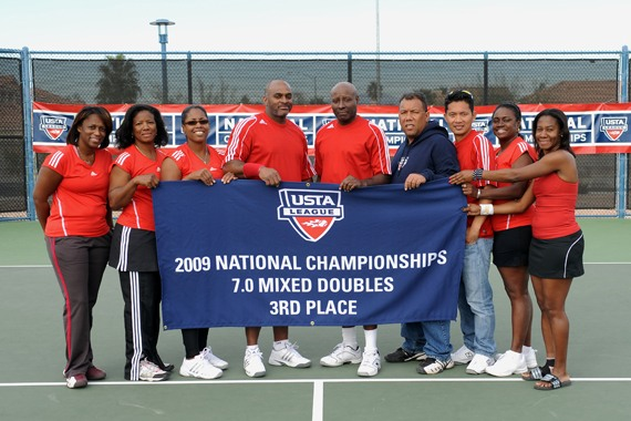 Eastern Places 3 Teams in Top 3 at National Mixed Doubles ...