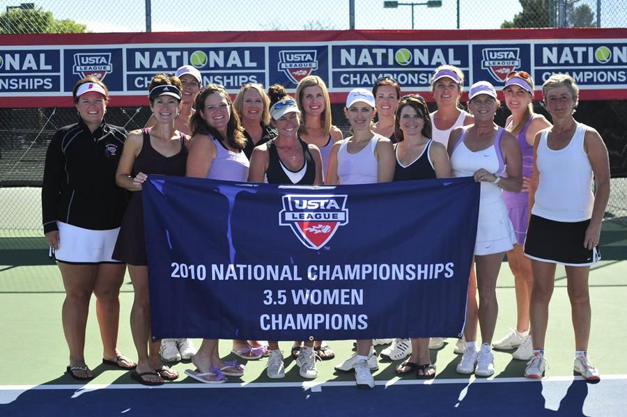 3.5 Women's team from Little Rock, Ark.