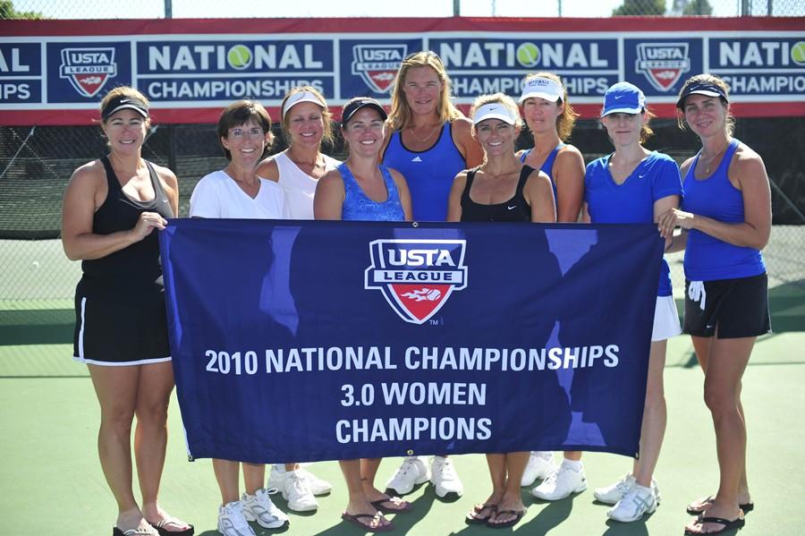 USTA League Champions 3.0 women