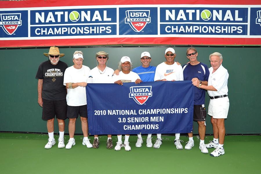 2010 USTA League Champion Sr. Men's 3.0, Slidell, LA2010_league_championship_30_sr_men_1st_slidell