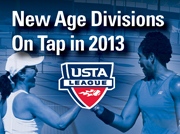 USTA League Restructure