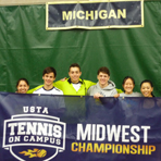 Midwest Tennis on Campus Championship- 2013