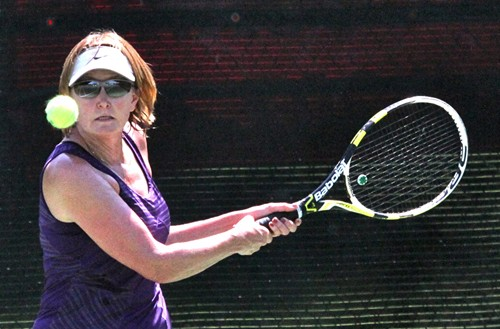 Photos from Day 2 of the USTA Senior Mixed National Invitational held in San Antonio, Texas