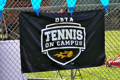 2012 USTA Texas Tennis On Campus Championships - Day 1