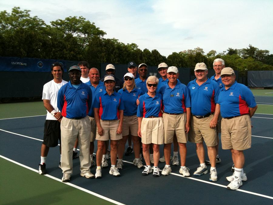 2010.05 Officials at USOpen Qualifier at Yale