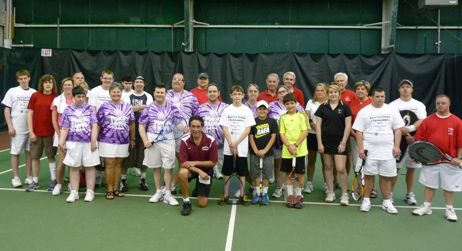 2nd Annual USTA New England Adaptive Tennis Tournament on May 19, 2012