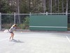 Ruth_hitting_against_backboard