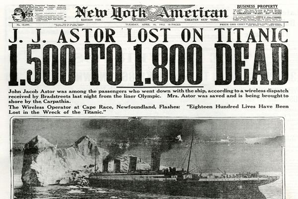 titanic-new-york-american-coverage
