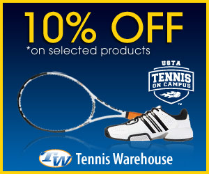 Check for Tennis Warehouse's promo code exclusions. Tennis Warehouse promo codes sometimes have exceptions on certain categories or brands. Look for the blue