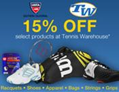 Tennis Warehouse SCTA