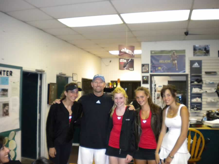 Oxnard Tennis Center