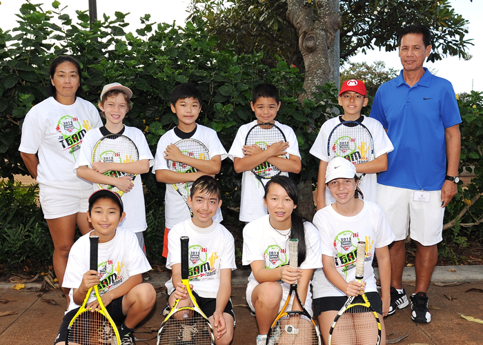 JTT Winter Sectionals | Juniors - News | USTA Hawaii