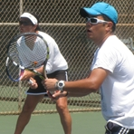 Aloha Tennis Club Tournament, May 4