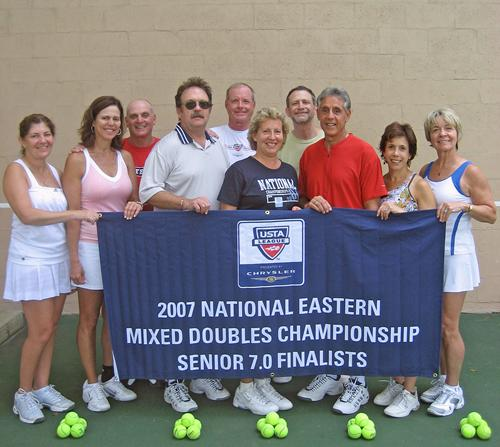 USTA MS Mixed Doubles Impress at National Eastern ...