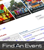 Find event sin the Miami area