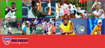 usta pro circuit logo-collage