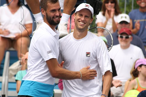 Paire and Seppi Doubles