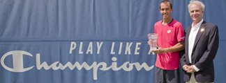 Tennis: 2014 Winston-Salem Open