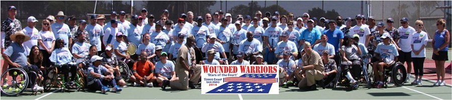 3rd Annual Wounded Warriors Camp