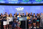 USTA Foundation Rings the NASDAQ Opening Bell