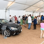 Box Seat Buyer Reception presented by Lexus